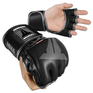 Century MMA Gold Label Leather Training Gloves New Size XXL